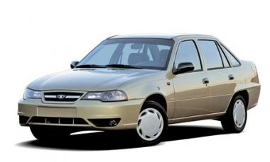 Коврики EVA Daewoo Nexia 1995 - 2008