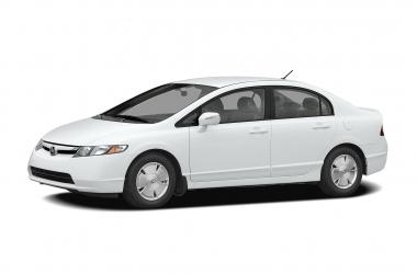 Коврики EVA Honda Civic Hybryd VIII (седан) 2005 - 2011