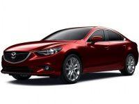 Коврики EVA Mazda 6 III GJ 2012 - н.в