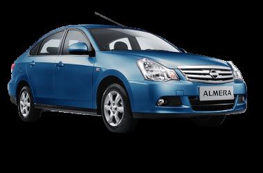 Коврики EVA Nissan Almera (G15) 2012 - н.в