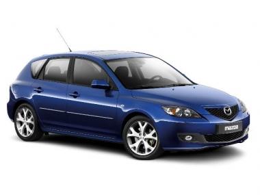Коврики EVA Mazda Axela (правый руль) 2003 - 2009 (хэчбек)