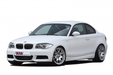 Коврики EVA BMW 1 (E82/Е88) 2004 - 2011 (купе)