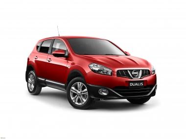 Коврики EVA Nissan Dualis 2007-2014 (правый руль)