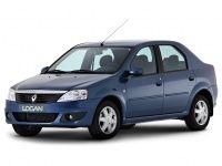 Коврики EVA Renault Logan 2004 - 2014